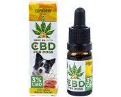 CBD масло за кучета 3%