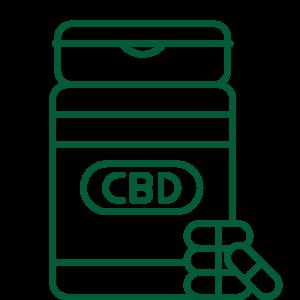 CBD капсули